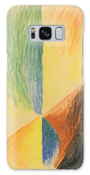 Impressionistic Galaxy Case - Abstract Forms Xiv by August Macke