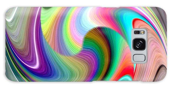 Abstract Fusion 241 Galaxy Case