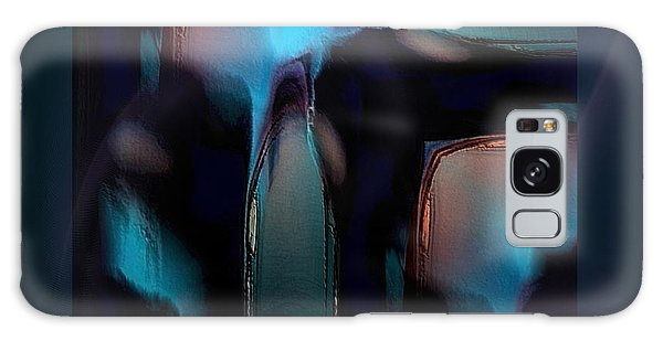 Abstract-g-19 Galaxy Case by Ines Garay-Colomba