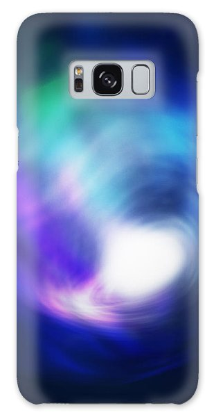 Milky Way Galaxy Case - Abstract Galaxy by Atiketta Sangasaeng