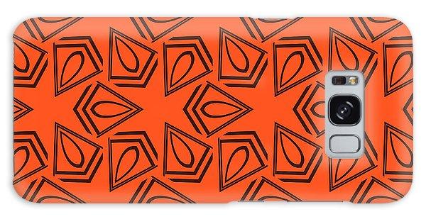 Texture Galaxy Case - Abstract Geometric Seamless Pattern by Alexander Rakov
