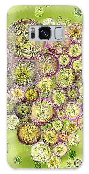 Abstract Grapes Galaxy Case by Veronica Minozzi