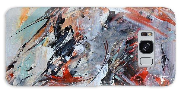 Abstract Horse 1 Galaxy Case