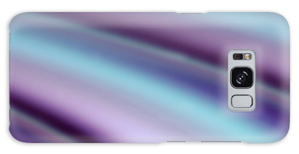 Abstract Hues Galaxy Case by Liz  Alderdice