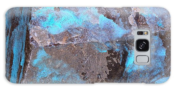 Abstract In Blue Galaxy Case by M Diane Bonaparte