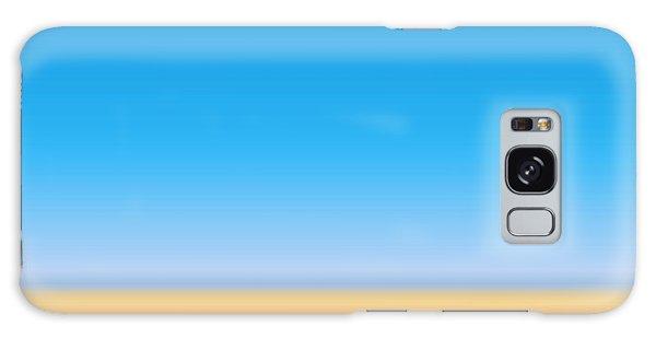 Abstract Landscape Galaxy Case by Carolyn Repka