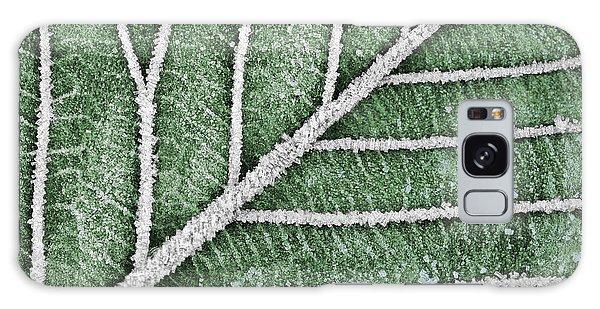 Abstract Leaf Art Galaxy Case