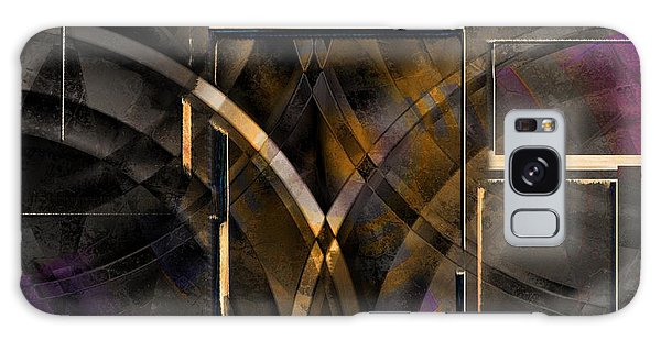 Abstract Lines Galaxy Case