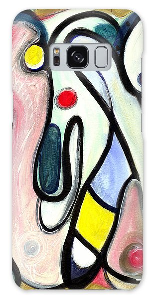 Abstract Mystery Galaxy Case