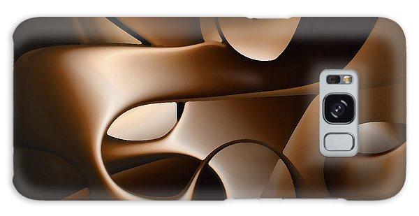 Chocolate - 005 Galaxy Case by rd Erickson