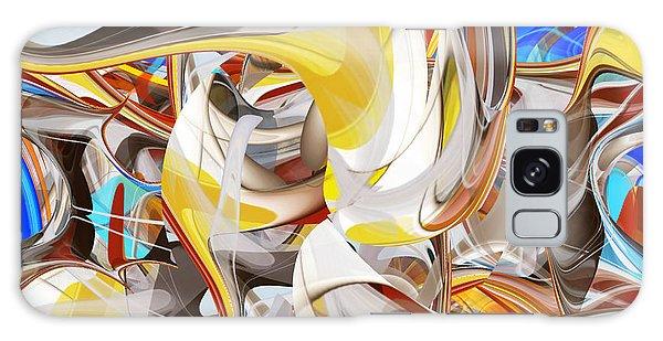 Carousel - 018 Galaxy Case by rd Erickson
