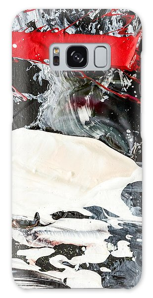 Abstract Original Painting Number Three Galaxy Case