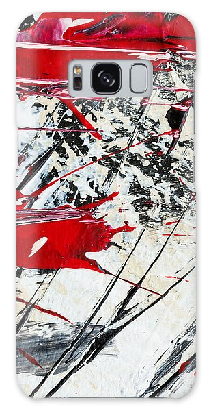Abstract Original Painting Untitled Ten Galaxy Case