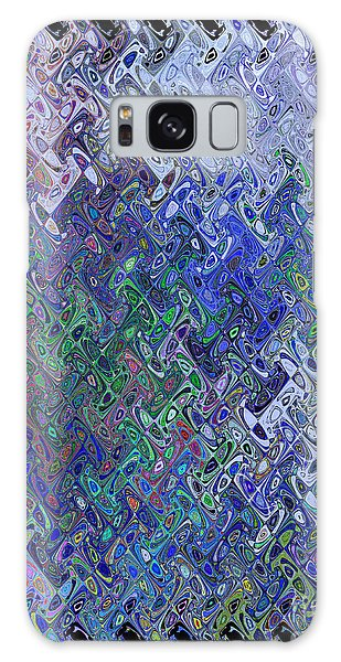 Abstract Reflections Galaxy Case