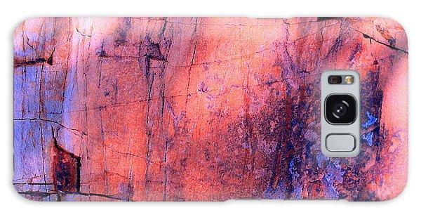 Abstract Rock 3 Galaxy Case by M Diane Bonaparte