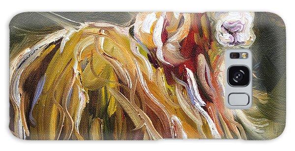 Abstract Sheep Galaxy Case