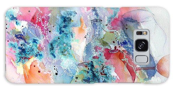 Abstract Still Life I Galaxy Case