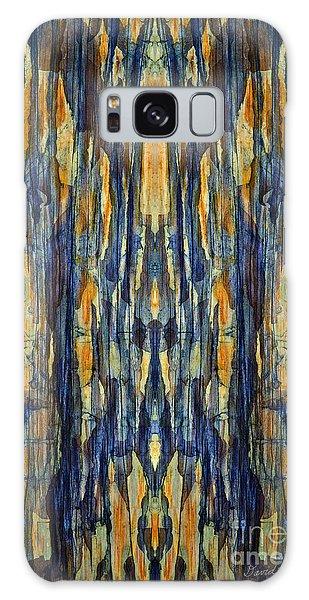 Abstract Symmetry I Galaxy Case by David Gordon