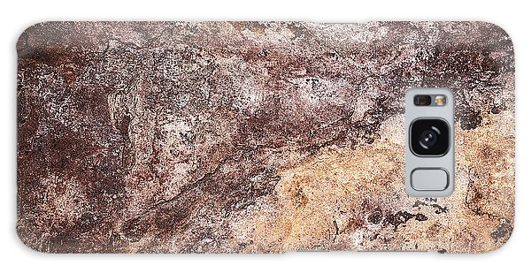 Stone Galaxy Case - Abstract Tile Background by Anna Om