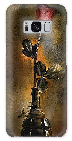 Abstract Vase.  Galaxy Case by Andrzej Szczerski