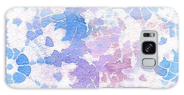 Abstract Vintage Lace Galaxy Case