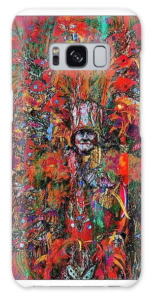 Abstracted Mummer Galaxy Case