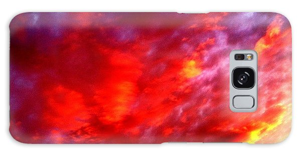 Abstracticon Galaxy Case