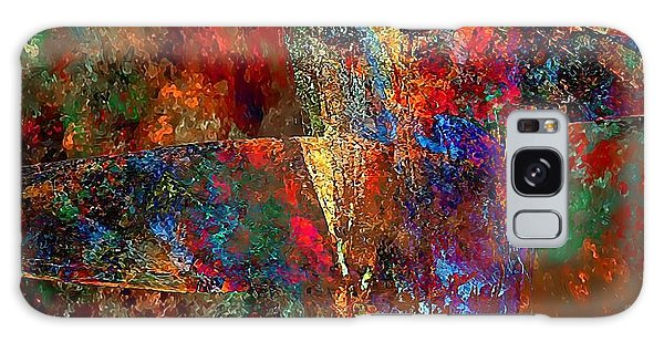 Abstraction 0393 Marucii Galaxy Case