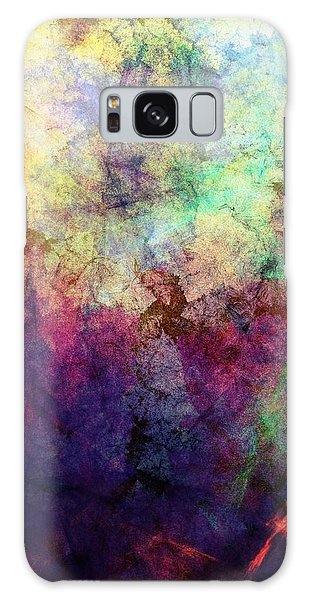 Abstraction 042914 Galaxy Case by David Lane