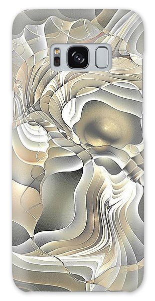 Abstraction 234-03-13- Marucii  Galaxy Case