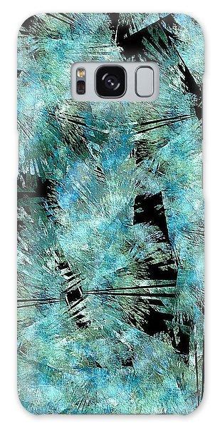 Abstraction 432-08-13 Marucii Galaxy Case