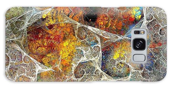 Abstraction 462-09-13 Marucii Galaxy Case