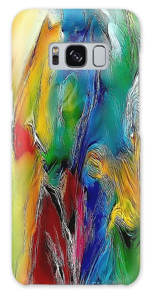 Abstraction 591-11-13 Marucii Galaxy Case