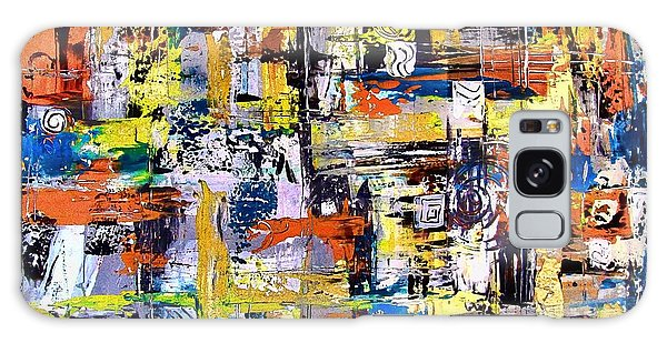 Abstraction 759 - Marucii Galaxy Case