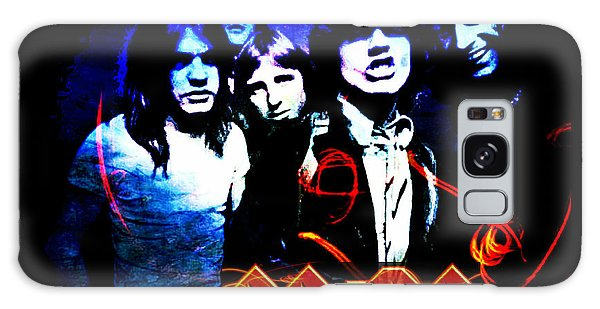 Ac/dc  Galaxy Case by Absinthe Art By Michelle LeAnn Scott