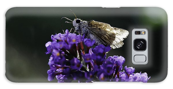 Galaxy Case featuring the photograph Acacia Skipper by Donald Brown