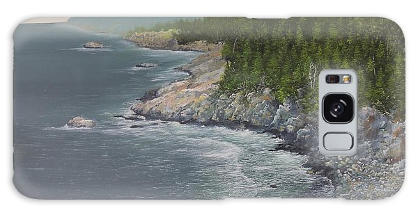 Acadia Maine Galaxy Case by Ken Ahlering