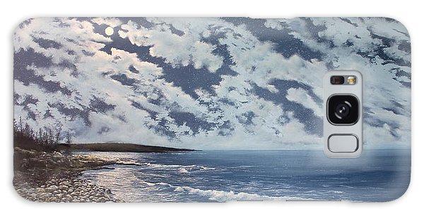 Acadia Moon Galaxy Case by Ken Ahlering