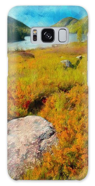 Acadia Spring Galaxy Case by Jeff Kolker