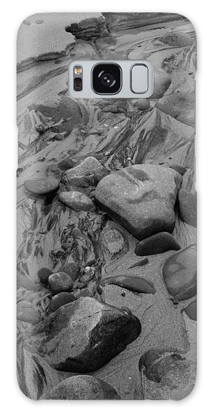 Achnahaird Beach Bw Galaxy Case