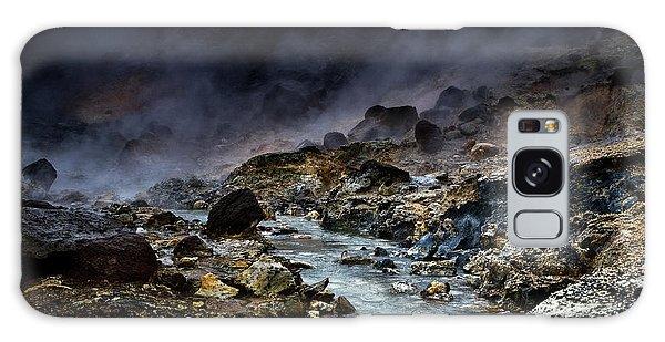 River Galaxy Case - Acid River by Par Soderman