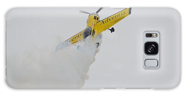 Aerobatics At Cuatro Vientos II Galaxy Case