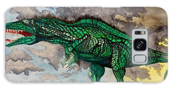 Acrocanthosaurus Galaxy Case