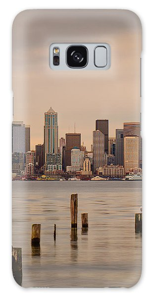 Across Elliott Bay Galaxy Case
