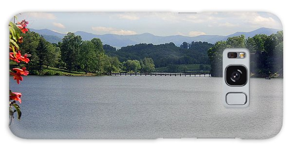 Across Lake Junaluska Galaxy Case