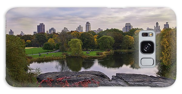 Across The Pond 2 - Central Park - Nyc Galaxy Case