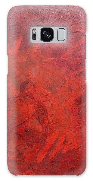 Acrylic Msc 181 Galaxy Case by Mario Sergio Calzi