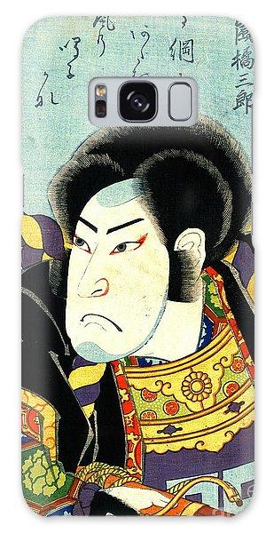 Actor Arashi Kichisaburo 1818 Galaxy Case by Padre Art