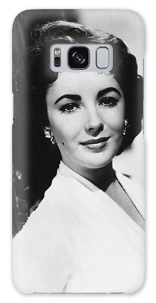 Actress Elizabeth Taylor Galaxy Case by Underwood Archives