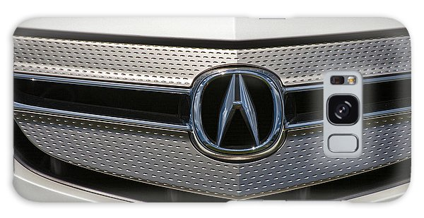 Acura Grill Emblem Close Up Galaxy Case